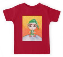 Holiday Elf Kids Tee