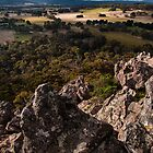Cold Sun at Hanging Rock by Ben Cordia