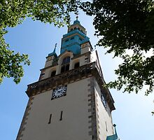 Kirche by Nicole  Markmann Nelson