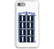 Doctor-Donna iPhone Case/Skin