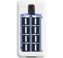 Doctor-Donna Samsung Galaxy Case/Skin
