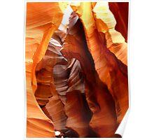 beautiful Antelope Canyon Poster