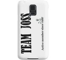 Team Joss Samsung Galaxy Case/Skin