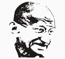 Gandhi of India by nadil