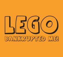 'Bankrupted Me' by Customize My Minifig by ChilleeW