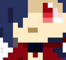 Koujaku Pixels Sticker Sticker