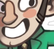 Lil Lupin Sticker