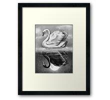 Dark Mirror  Framed Print