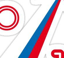 SLOVENIA STAR Sticker
