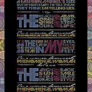 Phenomenal Woman By Maya Angelou - Typographic Poster by InsomniACK