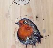 Robin by Fay Helfer