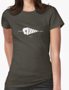 GURREN LAGANN - Simons Drill Womens Fitted T-Shirt