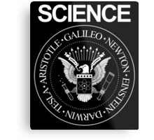 Science Rocks Metal Print