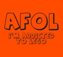 AFOL 'I'm Addicted' by Customize My Minifig by ChilleeW