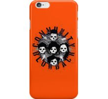 Misfits Community Blow Back iPhone Case/Skin