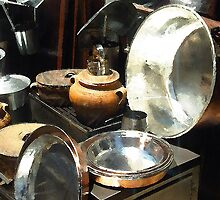 Pots and Pans by Stephen Maxwell