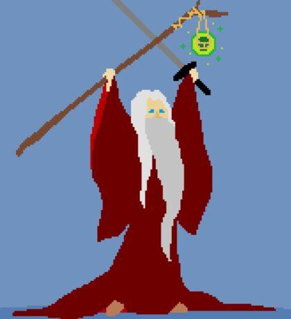 Merlin the Wizard Sticker