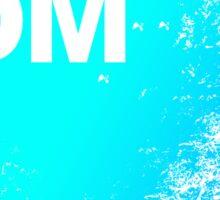 EDM Love Sticker