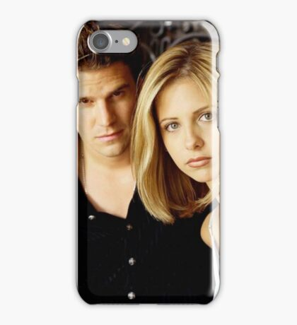 buffyxangel iPhone Case/Skin