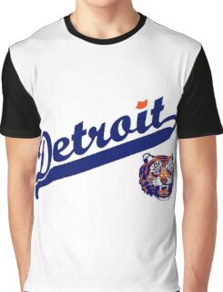 Detroit! Graphic T-Shirt