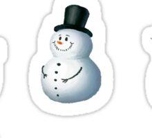 New Year's stickers Sticker