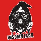 Insomniack Gas Mask by InsomniACK