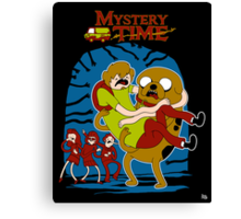Mystery Time Canvas Print