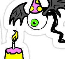 Fleye By Cake Sticker