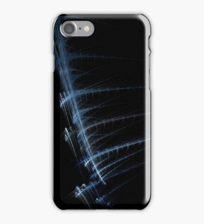 Scar Blue iPhone Case/Skin