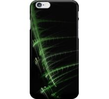 Scar Green iPhone Case/Skin