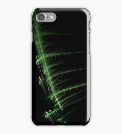Scar Green iPhone Case/Skin
