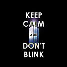 Don't Blink by Harmony55