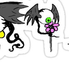 Fleye By Flowers Sticker