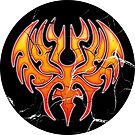 Phoenix Reborn Sticker by Ra12