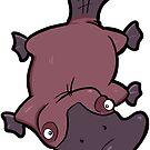 Creepies - Platypus (Sticker) by Creepy Creations