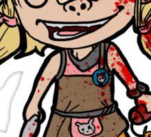 Tiny Tiny Tina Sticker