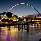 Rainbow Bridge by Great North Views