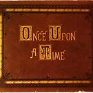 Once Upon A Time - Book Sticker by Equitas
