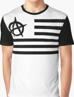 EyE AM Anarchy black for black Graphic T-Shirt