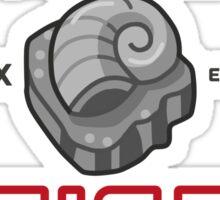 Twitch Plays Pokemon: Anarchy Reigns - Red Sticker Sticker