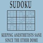 Sudoku anesthetists by Espressomaker