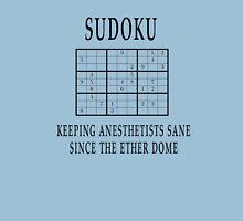 Sudoku anesthetists Unisex T-Shirt