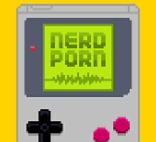 NERD BOY CARTRIDGE Sticker