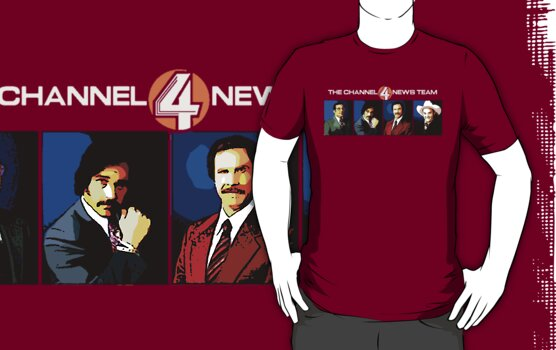 The Channel 4 News Team by loogyhead