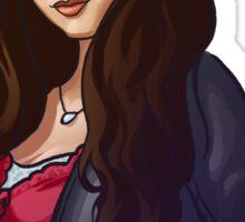 """""""Girl Next Door"""" - The Vampire Diaries Sticker"""