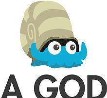 Twitch Plays Pokemon: I Am A God (Featuring Croissants) - Sticker by Twitch Plays Pokemon