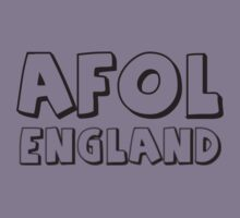 AFOL England by Customize My Minifig by ChilleeW