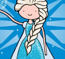 Ice Queen Sticker Sticker