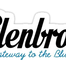 Glenbrook - Gateway to the Blue Mountains Sticker