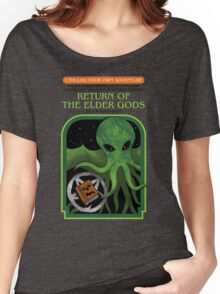 Cthulhu Your Own Adventure Women's Relaxed Fit T-Shirt